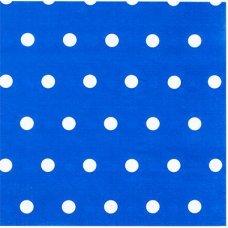 "Салфетки ""Горошек"" Brawl Stars синие - 12 шт."