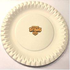 Бумажные тарелки Brawl Stars - 6 шт.