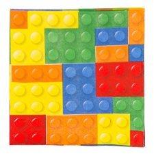 "Салфетки ""Кубики Лего"" Lego - 12 шт."