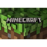 """Открытка Майнкрафт """"Minecraft"""""""