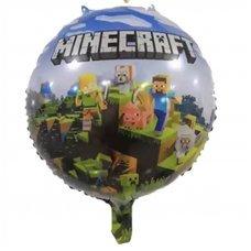 "Воздушный шар ""Царь горы"" Minecraft"