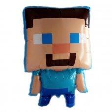 "Воздушный шар ""Стив"" Майнкрафт (Minecraft)"